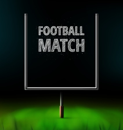 American football match, eps 10