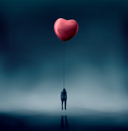 Unhappy love, hanged man