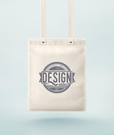 Tote taška pro návrh, Reklamní fotografie - 41579365