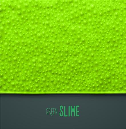 Zelený sliz pozadí, eps 10 Ilustrace