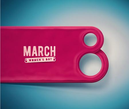 8. března den žen,