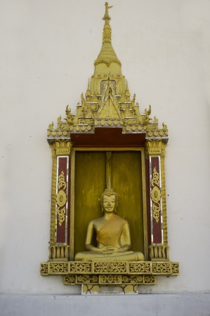 ordinate: Window of Buddha