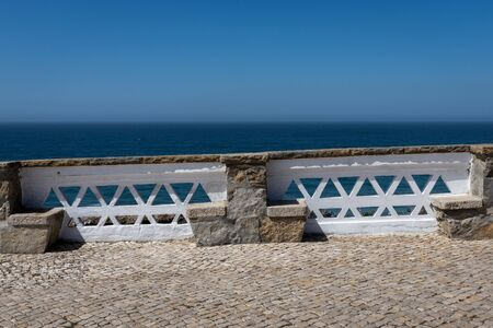 Atlantic Ocean near Sintra, Portugal.