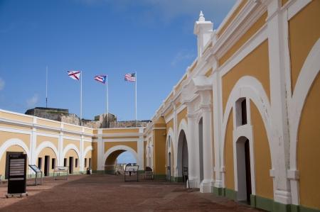 unincorporated: el morro fort in puerto rico