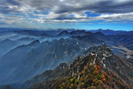 The Great Wall of China Stock Photo - 4037905
