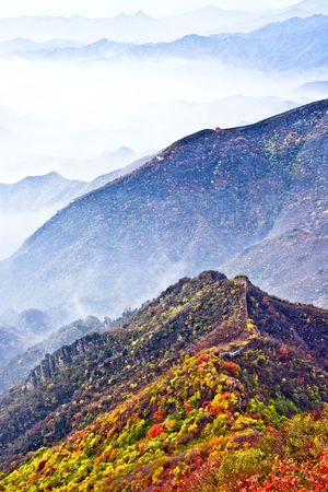 The Great Wall of China Stock Photo - 4058710