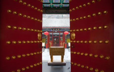 Beijing Palace building