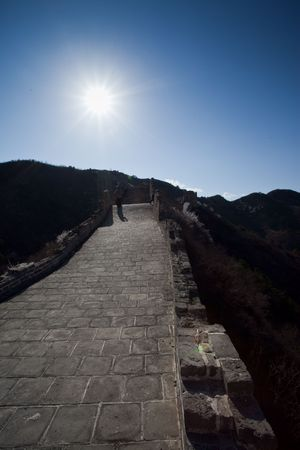 The Great Wall of China Stock Photo - 4579477