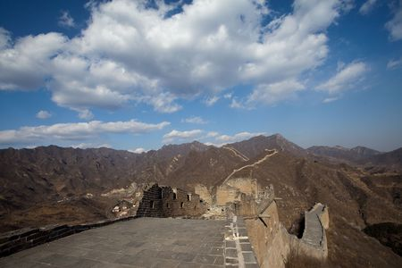 The Great Wall of China Stock Photo - 4579497