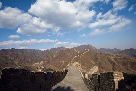 The Great Wall of China Stock Photo - 4579495