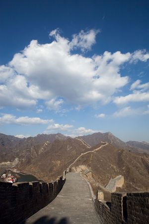 The Great Wall of China Stock Photo - 4579486