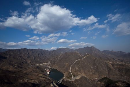 The Great Wall of China Stock Photo - 4579487