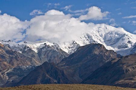 Chinas Xinjiang Plateau landscape