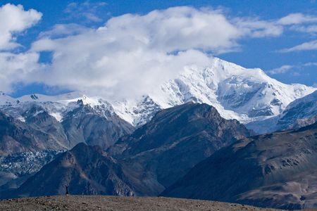 xinjiang: Chine Xinjiang Plateau paysage