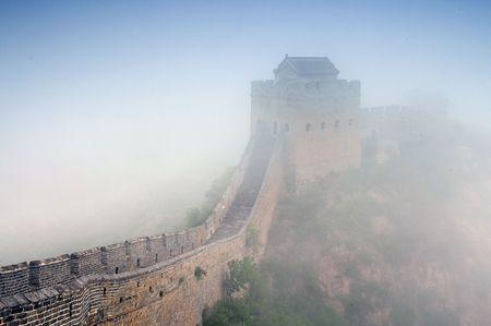 JinshanJinshanling Great Wall of Chinaling Great Wall of China Stock Photo - 4938033