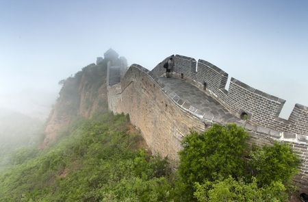 Jinshanling Great Wall of China Stock Photo - 4938000