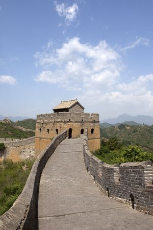 jinshanling: Jinshanling Great Wall of China