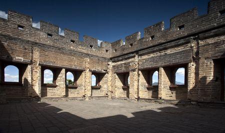 Jinshanling Great Wall of China Stock Photo - 4937985