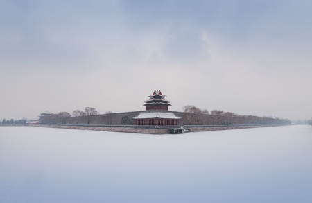 600 years of history of ancient Chinese Palace: Forbidden City photo
