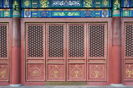 heritage protection: The Summer Palace, Beijing, China