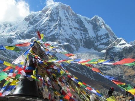 trecking: annapurna base camp
