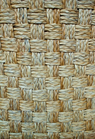 weave wood pattern for background photo
