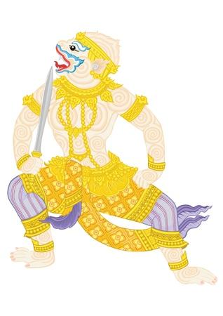 rama: HANUMAN great warrior of RAMA