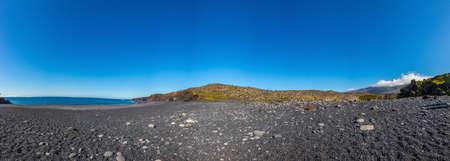 Panoramic view over Dj