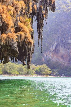 Kayak ride in Krabi