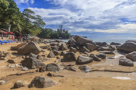 Picture of Leam Sing Beach on Phuket