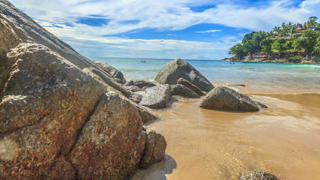 Photo of Leam Sing Beach on the Thai holiday island of Phuket by day in November 2013