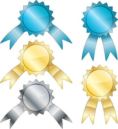 second prize: Medals