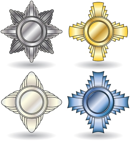 Medals Stock Vector - 8624200