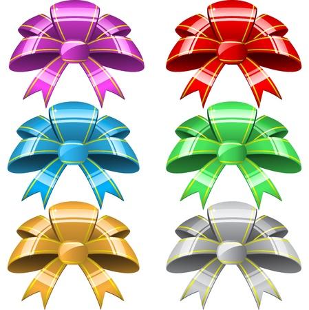 purple silk: Seis arcos