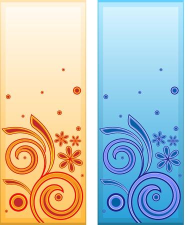 turquoise swirl: Swirl pattern