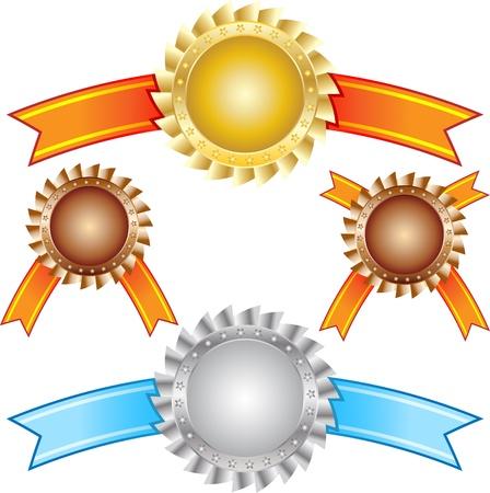 seal stamper: Awards Illustration
