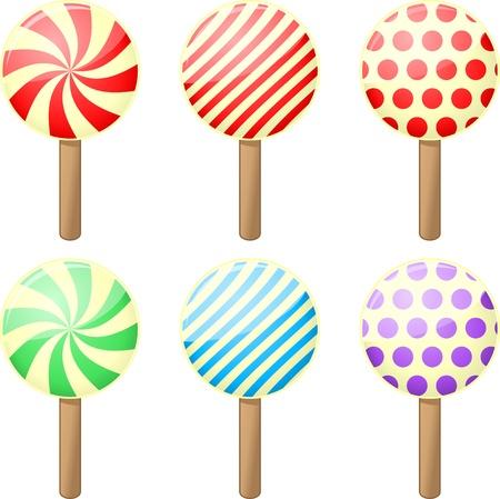 Candys Vector