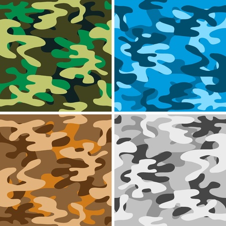 Camouflage backgrounds(42).jpg Vector