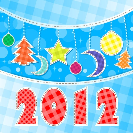 New Year Stock Vector - 12826156