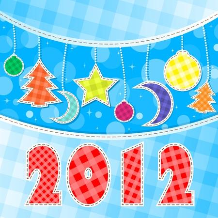 New Year Stock Vector - 12826156