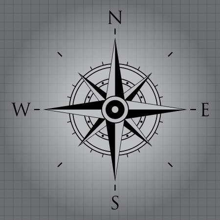 compass rose: Wind rose