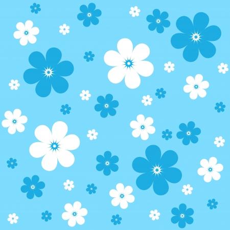 Flower background Stock Vector - 16751615