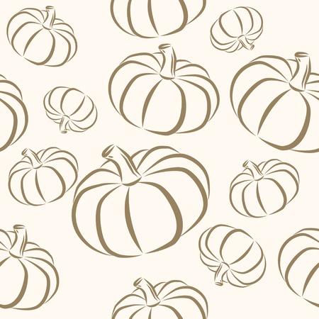 Seamless halloween background Stock Vector - 16841625