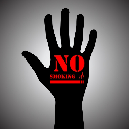 No smoking Stock Vector - 16945089