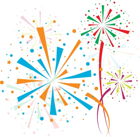 Firework color Stock Vector - 17005519