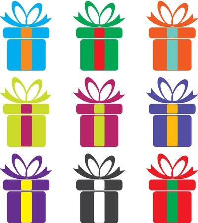Gift box Stock Vector - 17230940