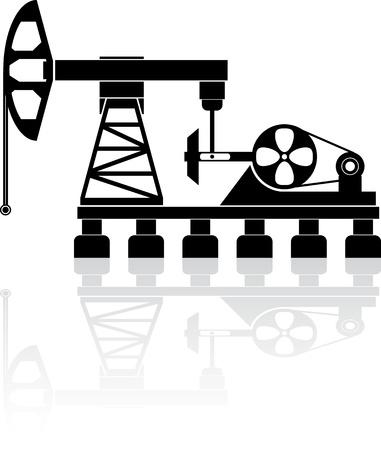 reservoir: Oil pump