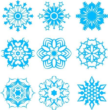 Snowflakes Stock Vector - 17230930