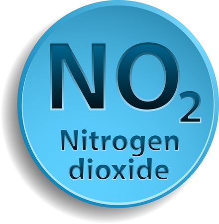 propellant: Blue button with nitrogen dioxide.
