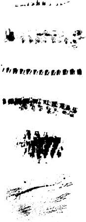 splotches: Ink path